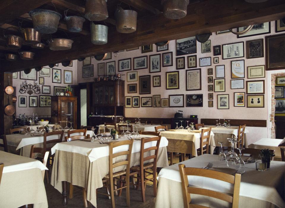 Gallery - Osteria della Darsena